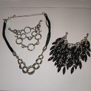 🆕 Premier Designs Triplet Necklace
